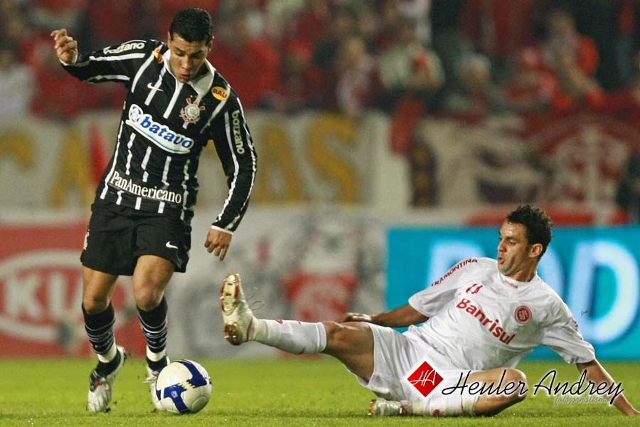 FINAL Copa do Brasil 2009: Internacional 2x2 Corinthians - 01-07-2009